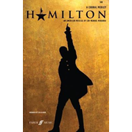 Hamilton: A Choral Medley (Mixed Voices) (BOK)