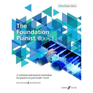 Foundation Pianist Book 1 (BOK)