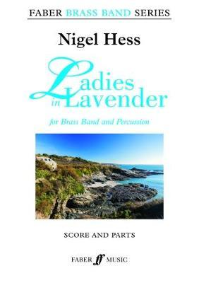 Ladies in Lavender - Theme: Brass Band Score and Parts (BOK)