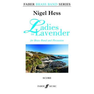 Ladies in Lavender - Theme: Brass Band Score Only (BOK)