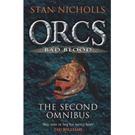 Orcs Bad Blood: The Second Omnibus (BOK)
