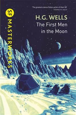 The First Men in the Moon (BOK)