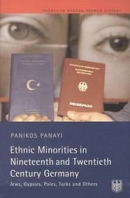 Ethnic Minorities in 19th and 20th Century Germany: Jews, Gypsies, Poles, Turks and Others (BOK)