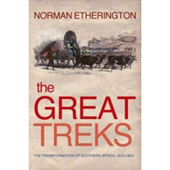 The Great Treks: Black and White Migration and the Making of South Africa (BOK)
