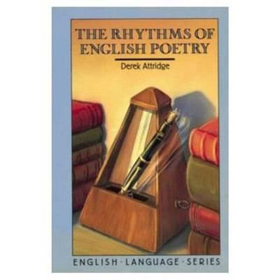 The Rhythms of English Poetry (BOK)