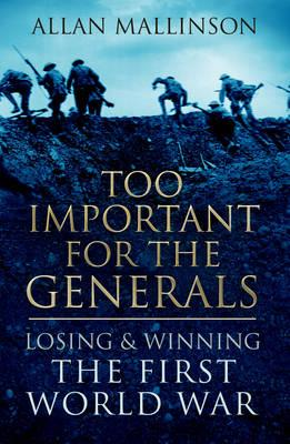 Too Important for the Generals (BOK)