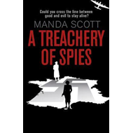 Treachery of Spies (BOK)