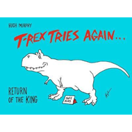 Produktbilde for T-rex Tries Again (BOK)