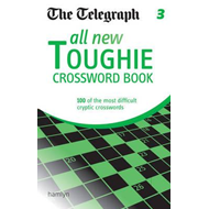 Telegraph: All New Toughie Crossword Book 3: Book 3 (BOK)