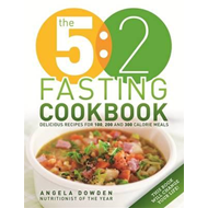 The 5:2 Fasting Cookbook 100 Recipes for Fasting Days (BOK)