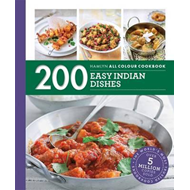 200 Easy Indian Dishes (BOK)