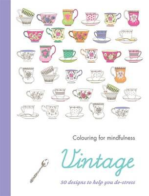 Vintage: 50 Designs to Help You De-Stress (BOK)