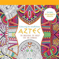Aztec: 70 Designs to Help You De-Stress (BOK)