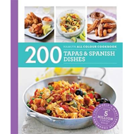 200 Tapas & Spanish Dishes (BOK)
