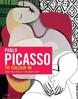 Picasso: The Colouring Book (BOK)