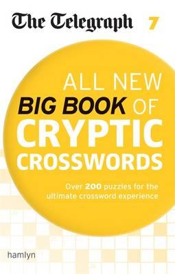 Telegraph All New Big Book of Cryptic Crosswords 7 (BOK)