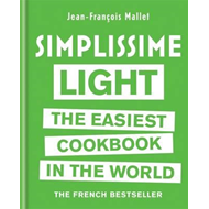 Simplissime Light The Easiest Cookbook in the World (BOK)