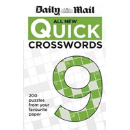 Daily Mail All New Quick Crosswords 9 (BOK)