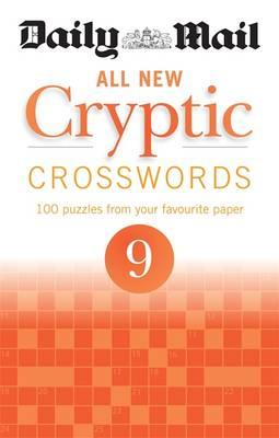 Daily Mail All New Cryptic Crosswords 9 (BOK)