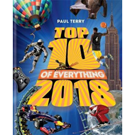 Top 10 of Everything 2018 (BOK)