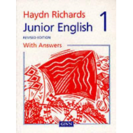 Haydn Richards: Junior English Pupil Book 1 with Answers (BOK)