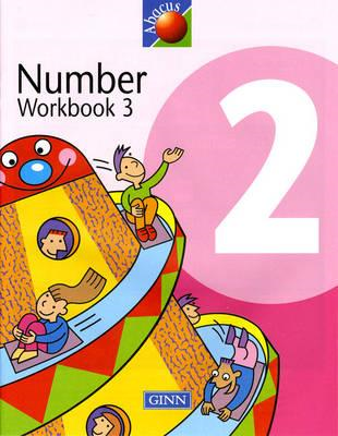 1999 Abacus Year 2 / P3: Workbook Number 3 (8 pack) (BOK)