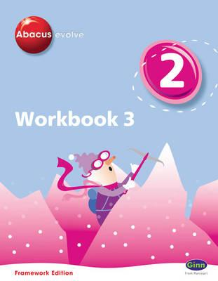 Abacus Evolve Y2/P3 Workbook 3 Pack of 8 Framwork Edition (BOK)