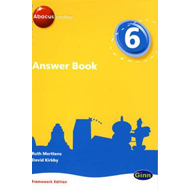 Abacus Evolve Framework Edition Year 6/P7: Answer Book (BOK)