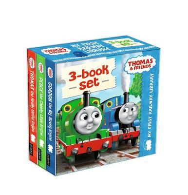 My First Railway Library (BOK)