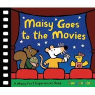 Maisy Goes to the Movies (BOK)