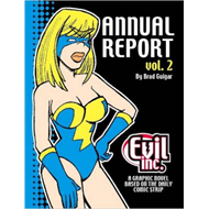 Evil Inc Annual Report Volume 2 (BOK)