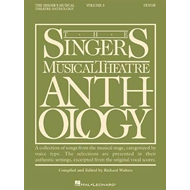 Musical Theatre Anthology - Tenor (Piano/Vocal) (BOK)