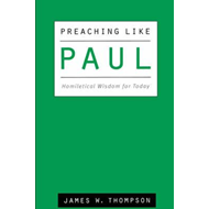 Preaching Like Paul (BOK)