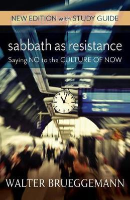 Sabbath as Resistance (BOK)