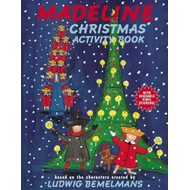 Madeline Christmas Activity Book (BOK)