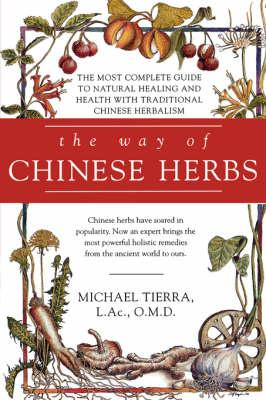 Way of Chinese Herbs (BOK)