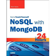NoSQL  With MongoDB in 24 Hours, Sams Teach Yourself (BOK)