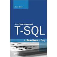 T-SQL in One Hour a Day, Sams Teach Yourself (BOK)