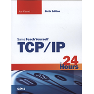 TCP/IP in 24 Hours, Sams Teach Yourself (BOK)