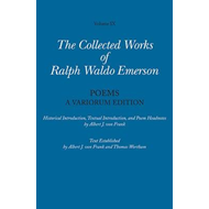 Collected Works of Ralph Waldo Emerson (BOK)
