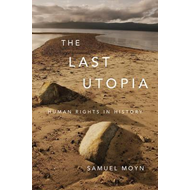 Produktbilde for The Last Utopia - Human Rights in History (BOK)
