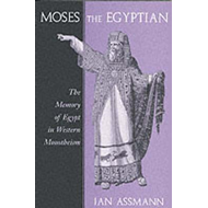 Moses the Egyptian (BOK)