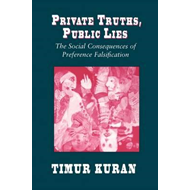 Private Truths, Public Lies (BOK)
