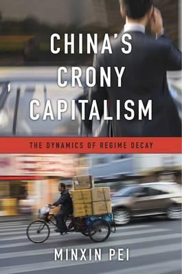 China's Crony Capitalism (BOK)