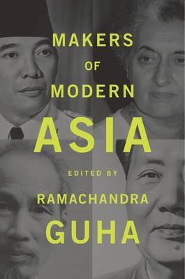 Makers of Modern Asia (BOK)
