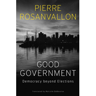 Produktbilde for Good Government - Democracy beyond Elections (BOK)