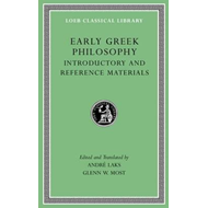 Early Greek Philosophy, Volume I (BOK)
