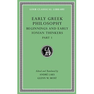 Early Greek Philosophy, Volume II (BOK)