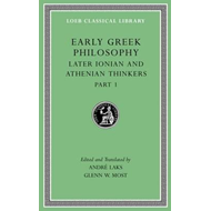 Early Greek Philosophy, Volume VI (BOK)