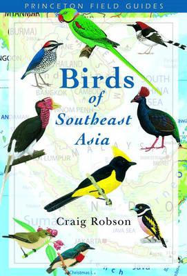 Birds of Southeast Asia (BOK)